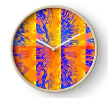 Psychedelic Dream  Clock