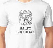 Happy Harpy Birthday Unisex T-Shirt