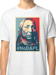 #NoDAPL - Stand With Standing Rock Classic T-Shirt