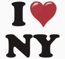 I Love New York State by ColaBoy