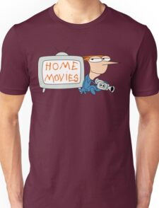 Home Movies Unisex T-Shirt