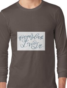 Wingardium Leviosa Long Sleeve T-Shirt