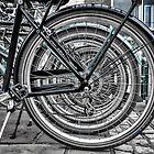 Wheels Within Wheels - Toned by Susie Peek