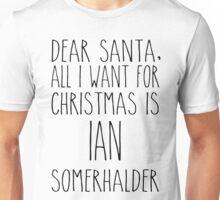 Ian Somerhaldes XMas Unisex T-Shirt