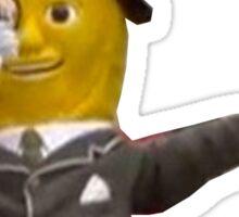 Mr. Peanut Dabbing Sticker