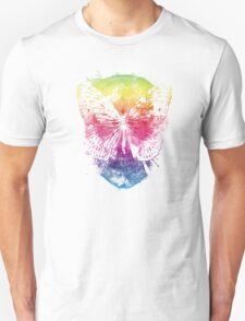 butterflyed skull T-Shirt