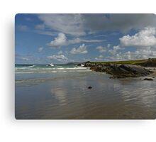 Dunfanaghy Beach Canvas Print