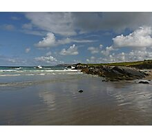 Dunfanaghy Beach Photographic Print