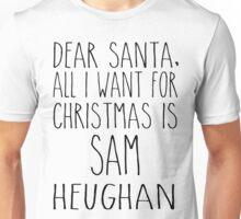 Sam Heughan XMas Unisex T-Shirt