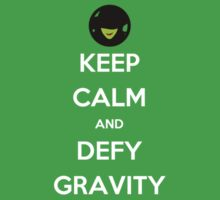 Defy Gravity Kids Tee
