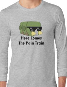 Charjabug T-Shirt Long Sleeve T-Shirt