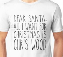 Chris Wood XMas Unisex T-Shirt