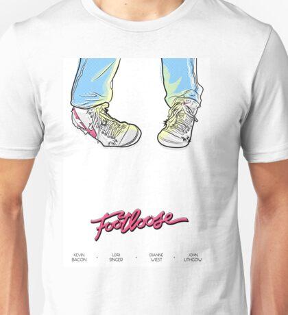 Footloose! Unisex T-Shirt