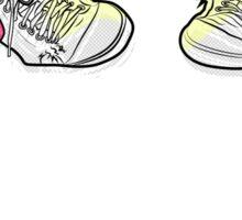 Footloose! Sticker