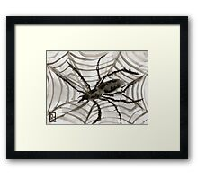 Weaver of Fate Framed Print