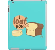 English Muffin iPad Case/Skin