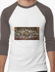 Saloon Register  Men's Baseball ¾ T-Shirt