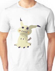 I'm not Pikachu, I'm Mimikyu w/o Outlines Unisex T-Shirt