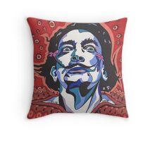Salvador Dali II Throw Pillow