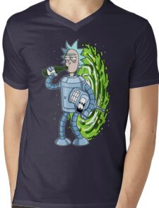 Bender's Secret II Mens V-Neck T-Shirt