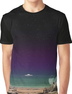 Forbidden Planet Graphic T-Shirt