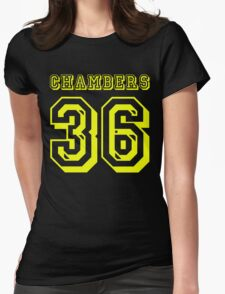 Shaolin Chambers Womens Fitted T-Shirt