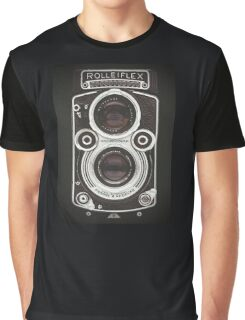 Vintage Camera II Graphic T-Shirt