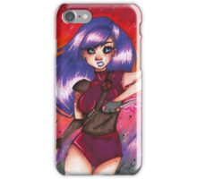 There Is A Battle To Come iPhone Case/Skin