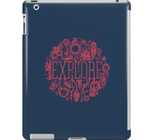 Explore Space iPad Case/Skin