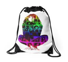 Kate Collage Drawstring Bag
