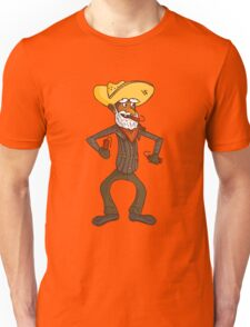 Commence the Dynamite Jigglin' Unisex T-Shirt