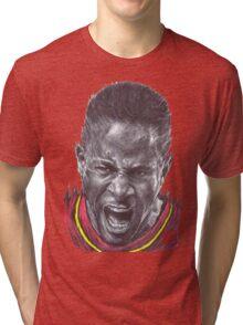 Divock Origi - Liverpool FC (12) Tri-blend T-Shirt