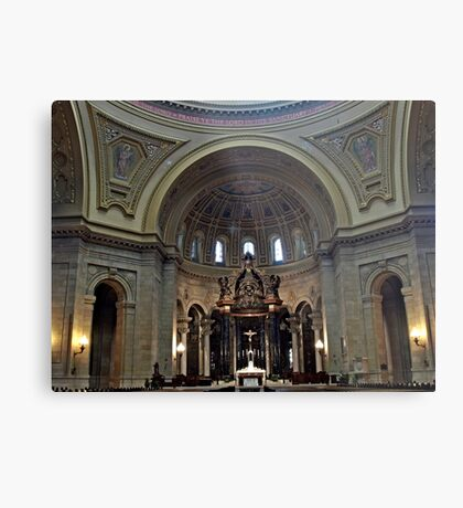 St. Paul Cathedral Metal Print
