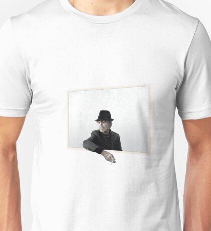 LEONARD COHEN YOU WANT IT DARKER Unisex T-Shirt