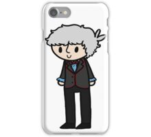 3rd Doctor  iPhone Case/Skin