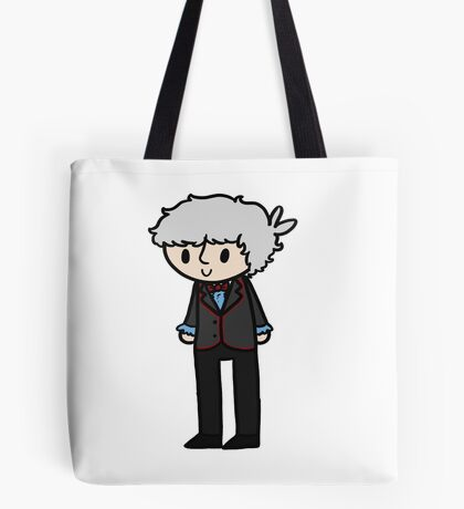3rd Doctor  Tote Bag