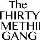 The Thirty Something Gang by ginamitch