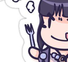 Chibi Maya Fey Sticker