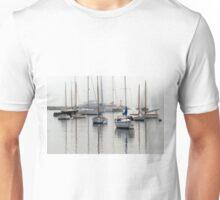 Foggy Mooring Unisex T-Shirt