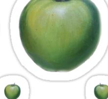Apples Sticker