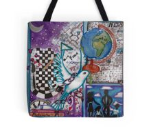 Illuminated Manuscript Tote Bag