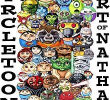 CircleToon Collage by circletoons