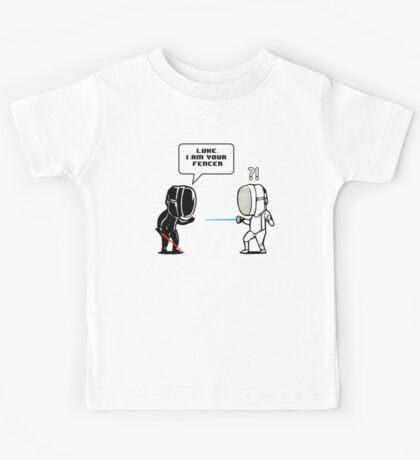 Luke.. I Am Your Fencer Kids Tee