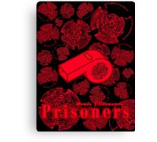 Prisoners Alternative Minimal Movie Design Canvas Print