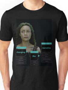 Maeve - Changing the Narrative Unisex T-Shirt