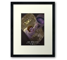 Annie Jump Cannon - Rejected Princesses Framed Print