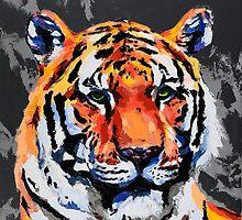 """""""Am I a Tiger"""" by Jason """"Yubi"""" Lamacraft"""