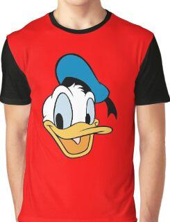 Donald Duck - Cartoon - animasi Graphic T-Shirt