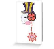 Boom Headshot Poro! Greeting Card