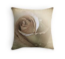 Will The Roses Bloom Again? .... Throw Pillow